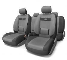 Универсальные авточехлы comfort с ортопедической поддержкой