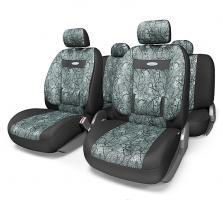 Авточехлы на сидения Comfort с ортопедической поддержкой, Жакард