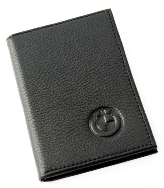 Бумажник водителя BMW