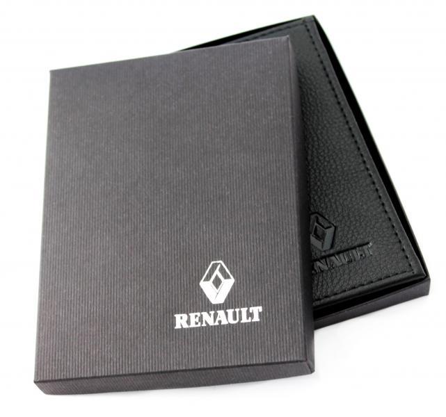 Бумажник водителя Renault