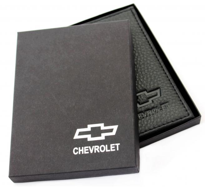 Бумажник водителя Chevrolet