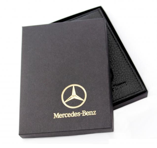 Бумажник водителя Mercedes