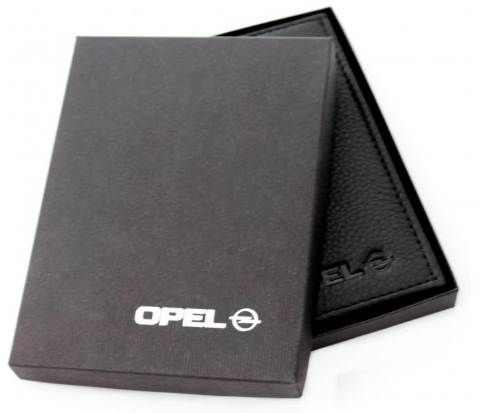 Бумажник водителя Opel