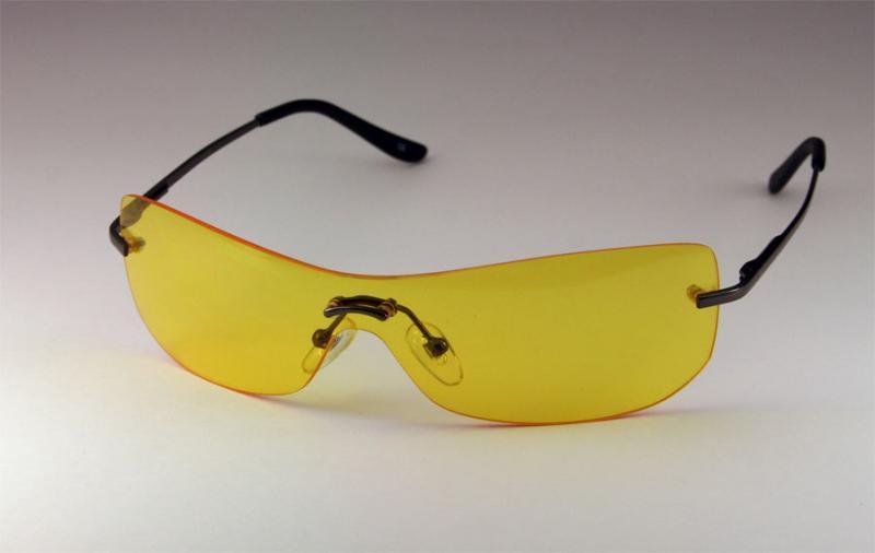 Водительские очки Федорова черные
