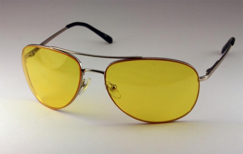 Водительские очки Федорова серые