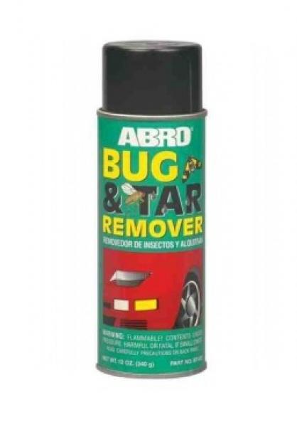 Очиститель кузова от следов насекомых и гудрона 340 мл ABRO ( США )