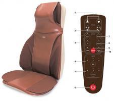 Автомобильное массажное сиденье RestArt N-078.
