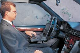 автомобильный столик для ноутбука