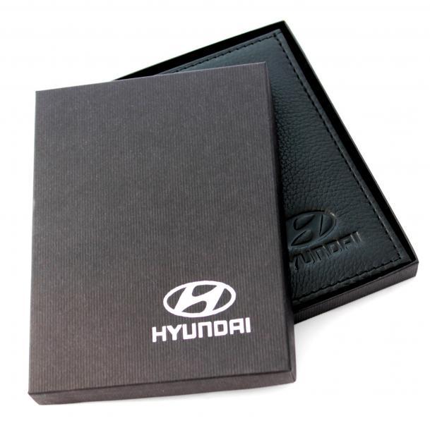 Бумажник Hyundai