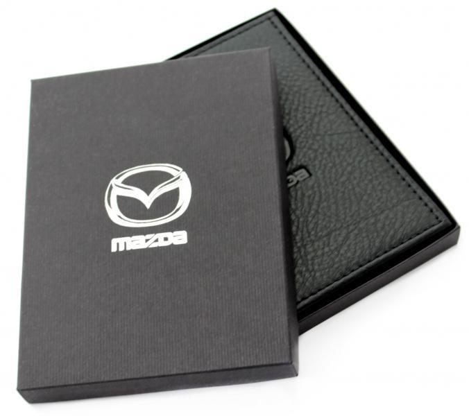 Бумажник Mazda