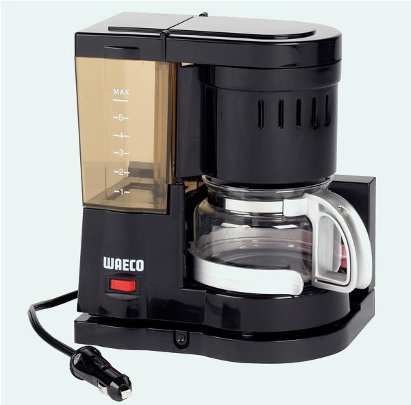 Автомобильная кофеварка на 5 чашек 12В Waeco (Германия)