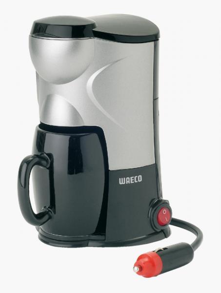 Автомобильная кофеварка на 1 чашку 24В Waeco