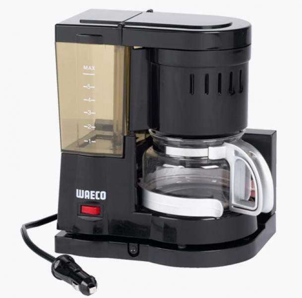 Автомобильная кофеварка на 5 чашек 24В Waeco (Германия)