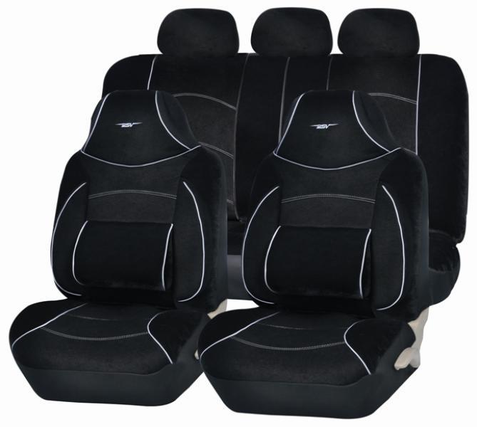 Авточехлы на сидения Torneo (черный)