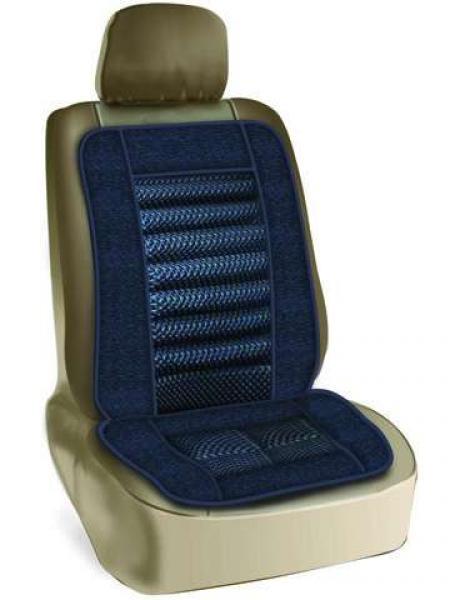 Накидка с подогревом iSky на сиденье с наполнением из бамбукового угля (12V)