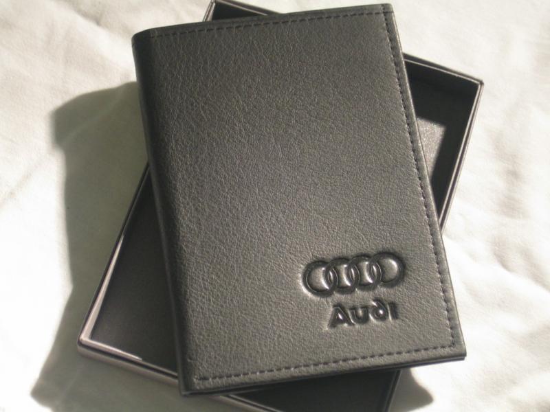 Бумажник Audi