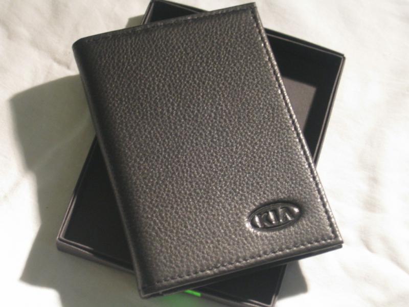 Бумажник Kia