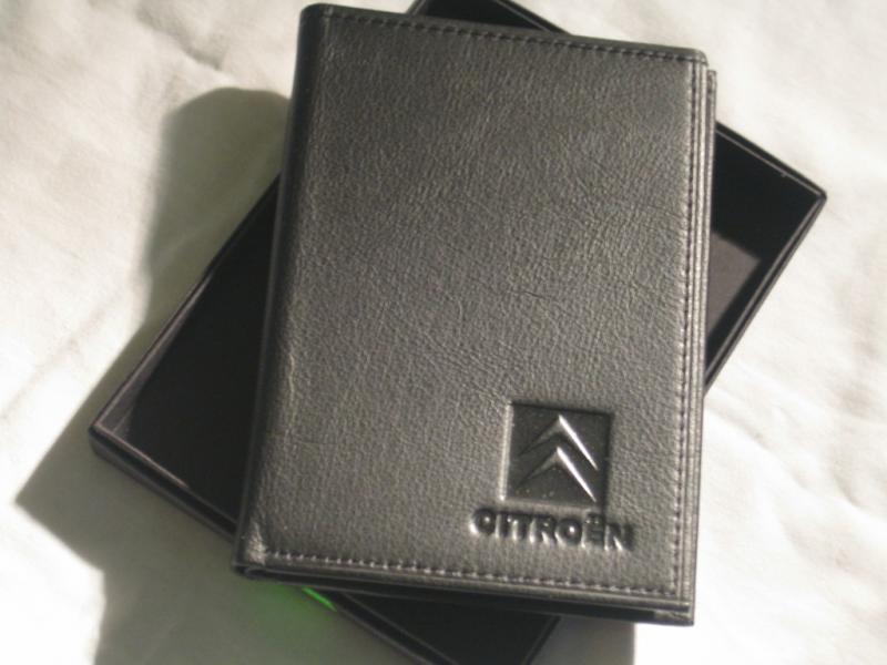 Бумажник Citroen