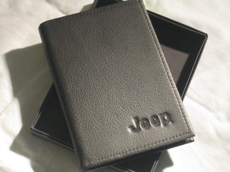 Бумажник Jeep