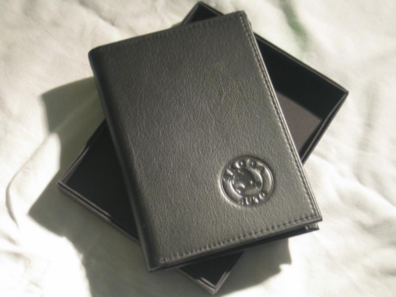 Бумажник Skoda