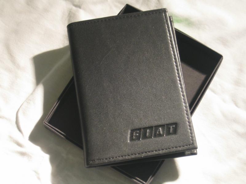 Бумажник Fiat