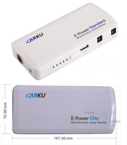 """Пуско-зарядное устройство аварийного питания CARKU E-Power """"Standard"""""""