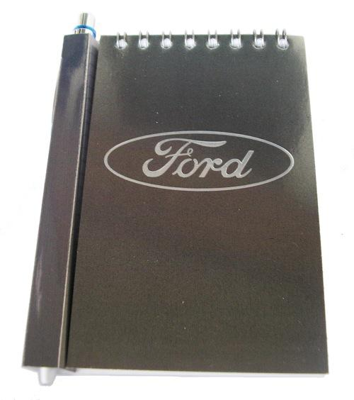 Автомобильный блокнот с магнитом Ford