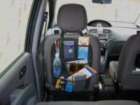 """Автомобильный органайзер  """"Comfort Adress """", выполненный из прочной ткани, поможет вам компактно разместить все..."""