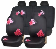 Автомобильные чехлы-майки на сиденья.  Доставка чехлов по Москве 400 руб.