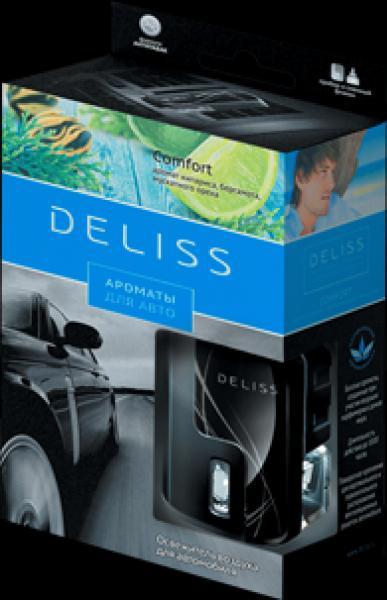 Сменный флакон Deliss Comfort
