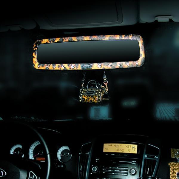 Зеркало заднего вида серия СHARM леопард