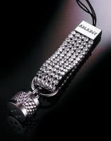Брелок с кристаллами Сваровски.  4300 RUR.