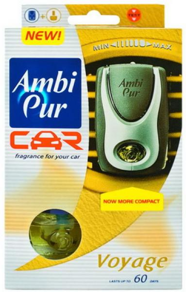 ������������ � ���������� Ambi-pur Voyage � �����