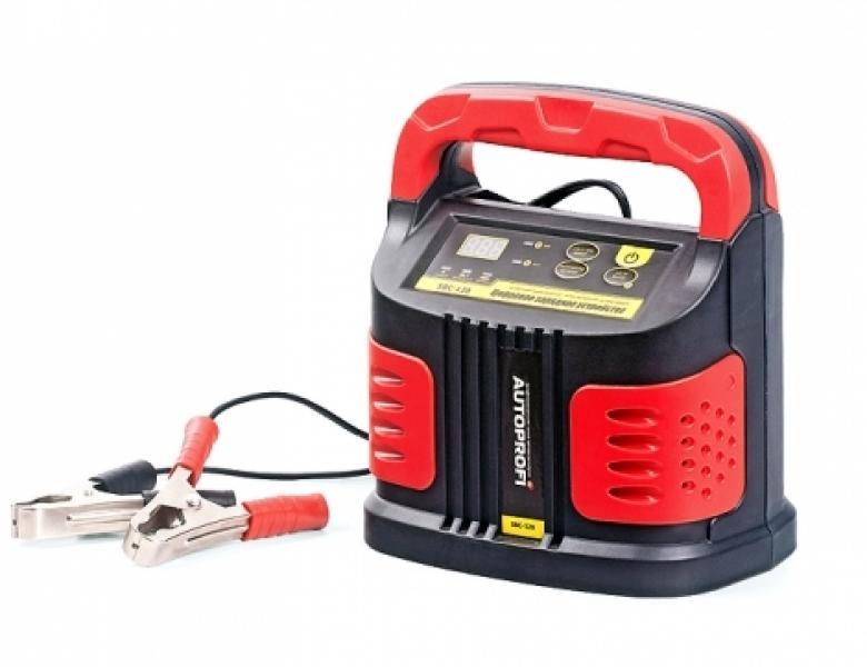 Цифровое зарядное устройство SBC-120