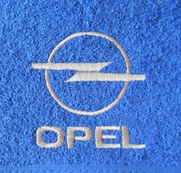 Махровое полотенце 50х90 OPEL