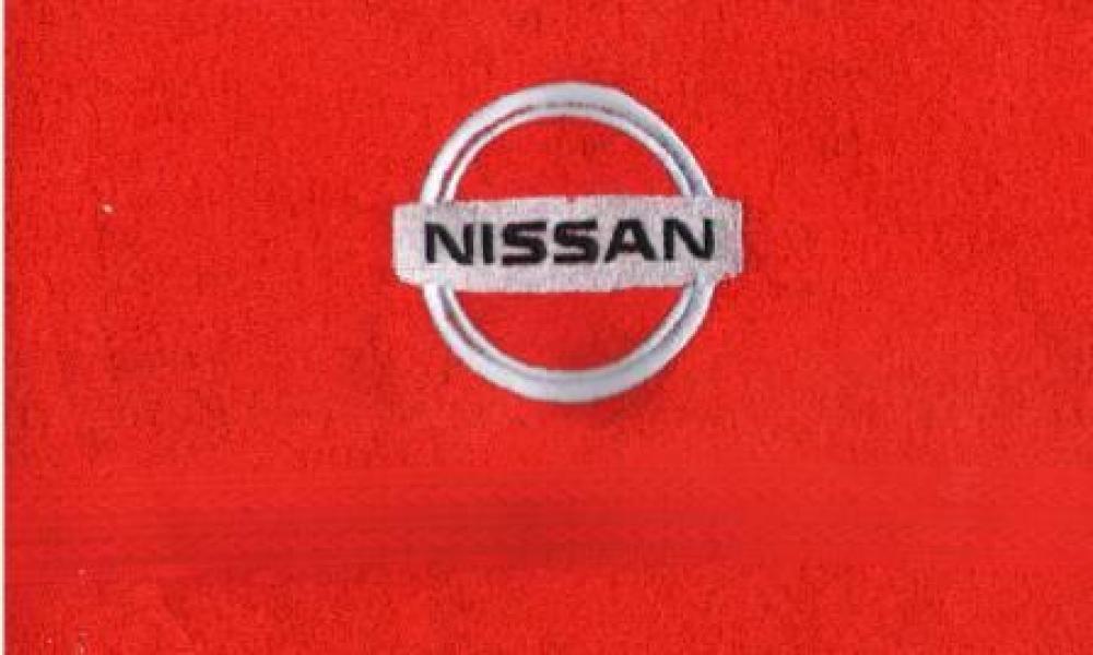 Махровое полотенце 50х90 NISSAN
