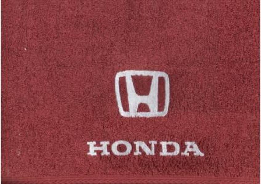 Махровое полотенце 50х90 HONDA
