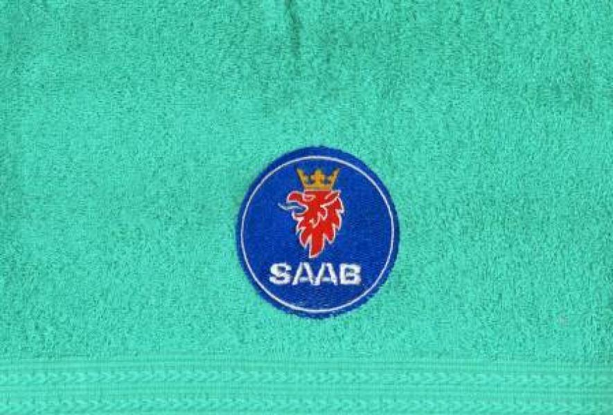 Махровое полотенце 50х90 SAAB