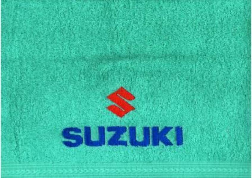 Махровое полотенце 50х90 SUZUKI