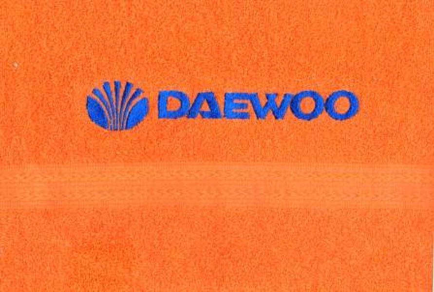 Махровое полотенце 50х90 DAEWOO