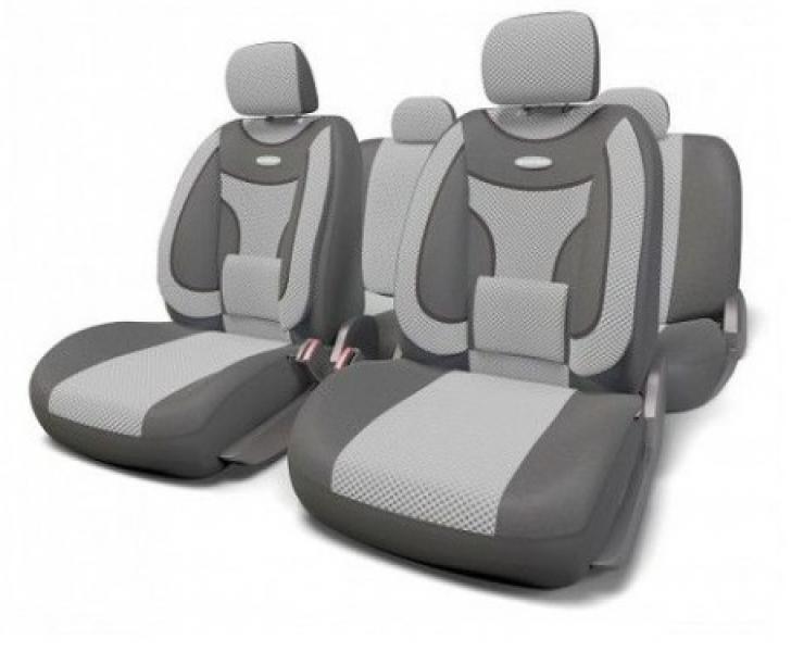 Авточехлы на сидения Extra Comfort с уникальной ортопедической поддержкой