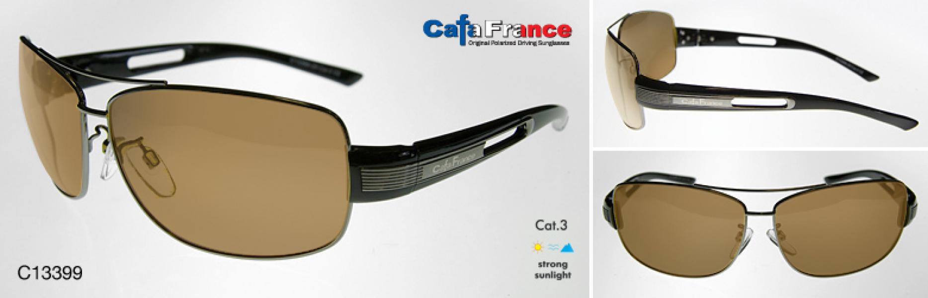 Очки поляризационные мужские Cafa France c13399