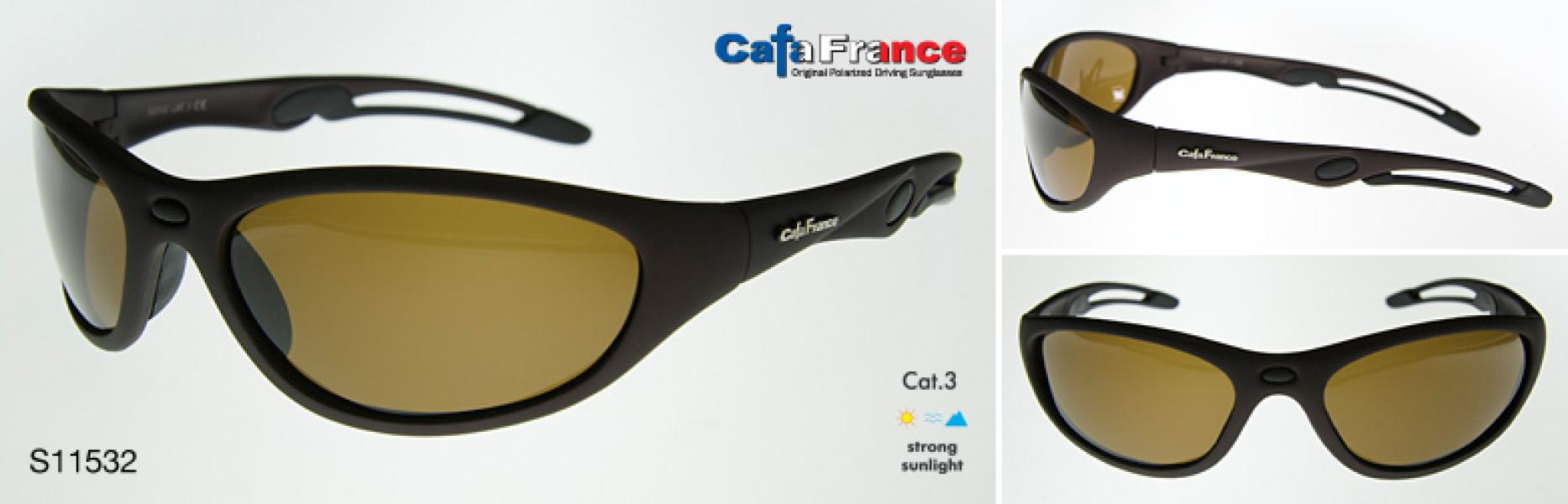 Очки поляризационные мужские Cafa France c11532
