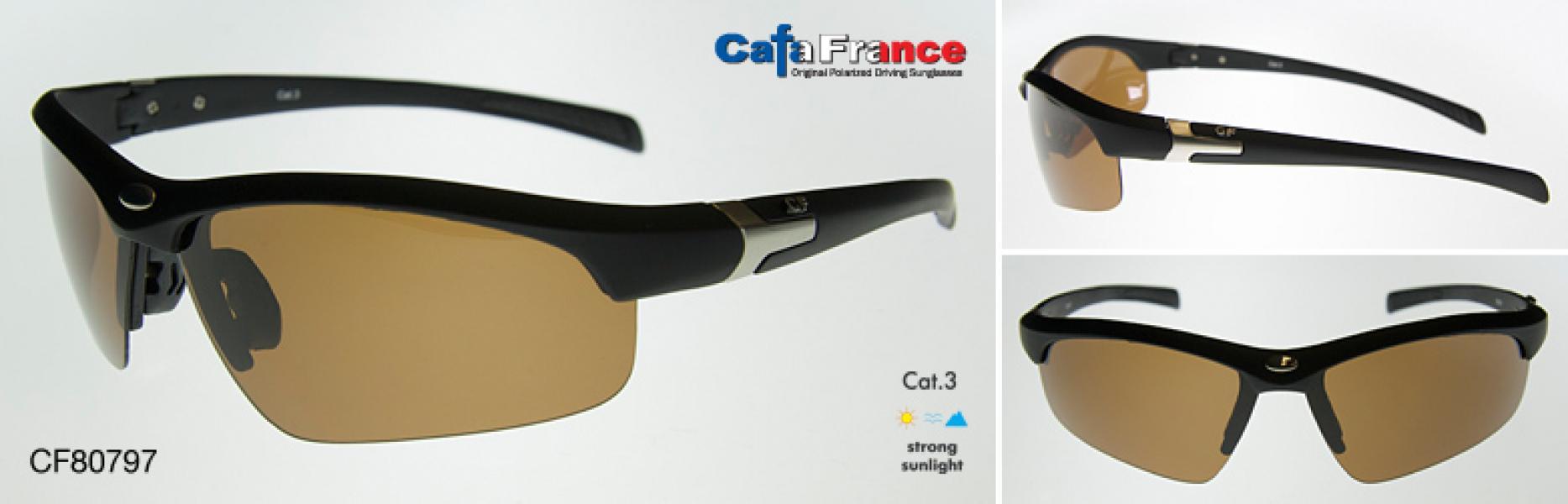 Очки поляризационные мужские Cafa France cf80797