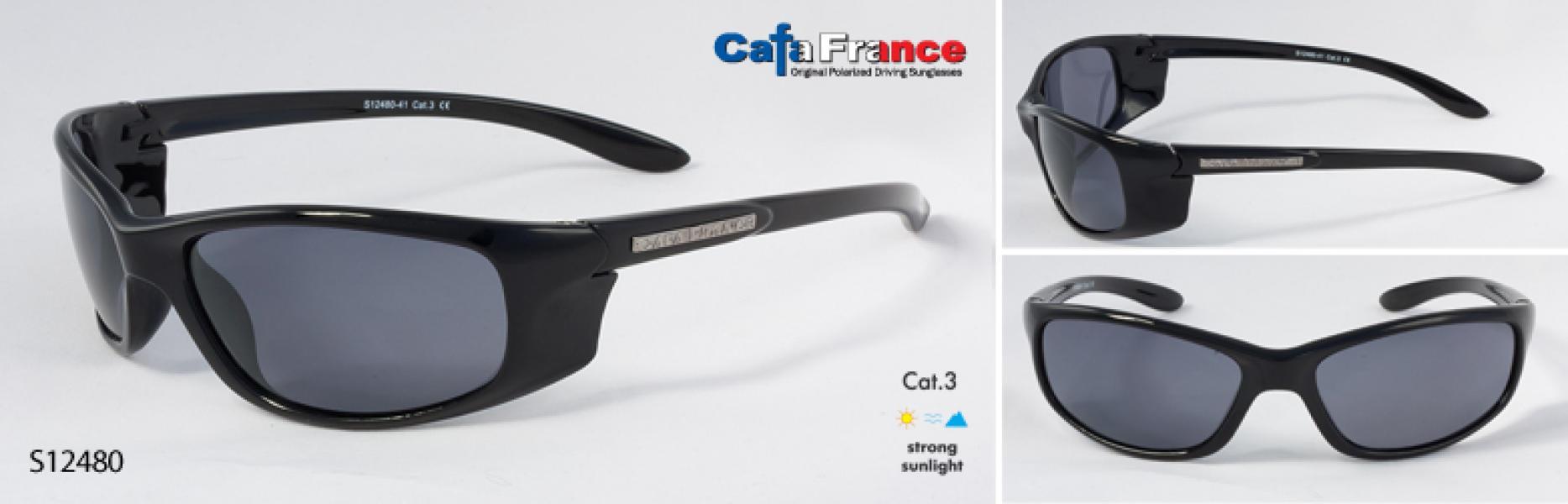 Очки поляризационные мужские Cafa France c12480