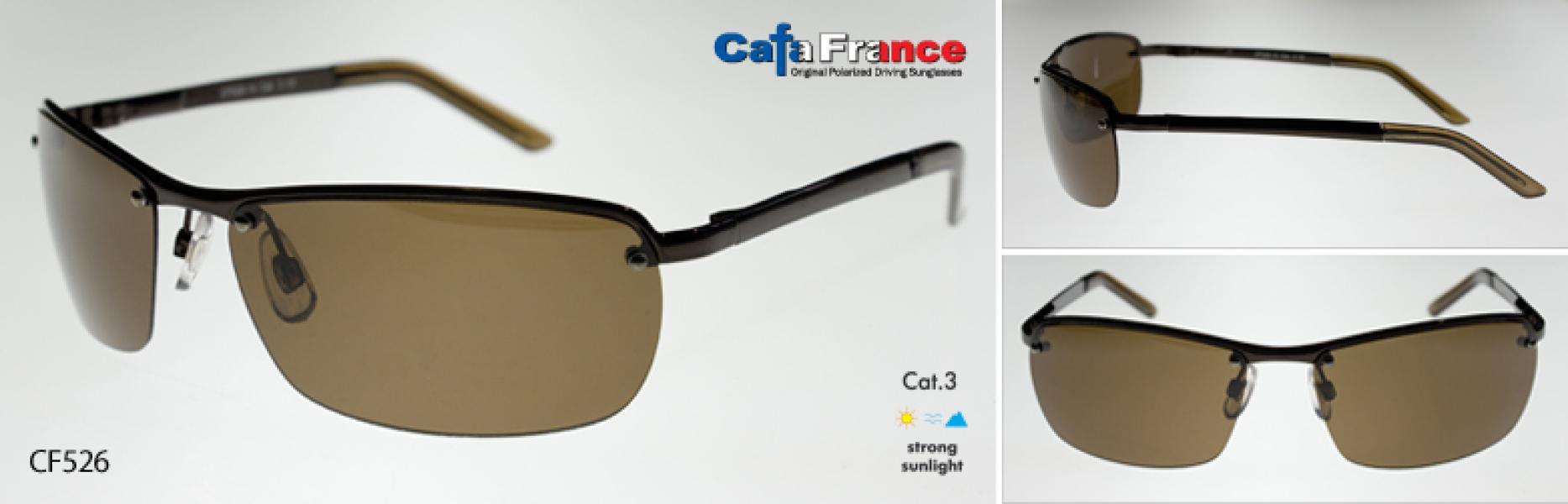 Очки поляризационные мужские Cafa France cf526