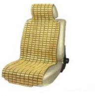 Бамбуковая накидка на сиденье автомобиля