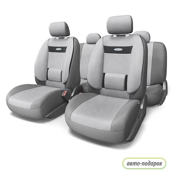 Авточехлы на сидения comfort с ортопедической поддержкой
