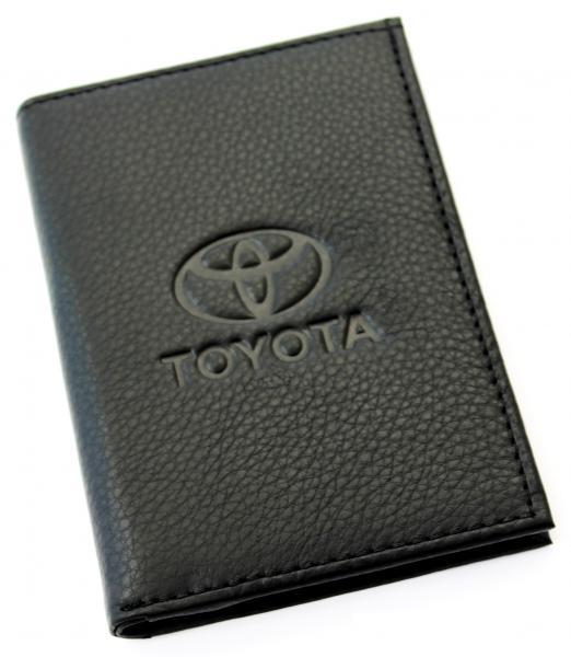 Бумажник водителя TOYOTA