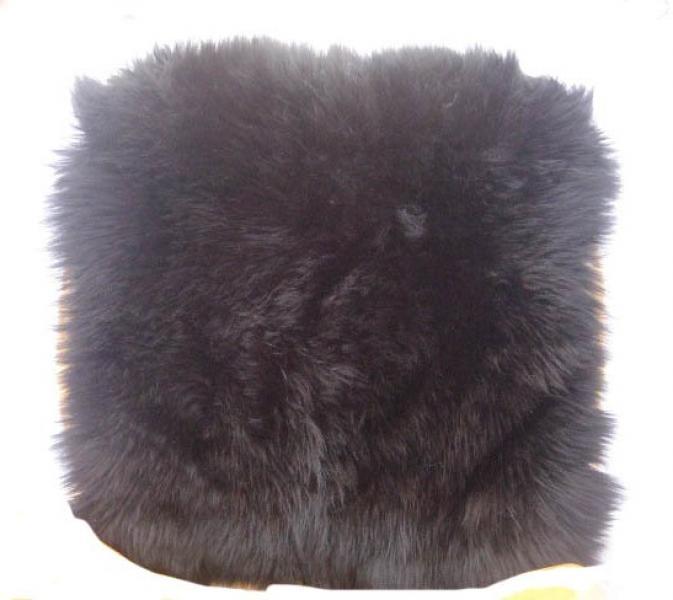 Меховая накидка «PSV» Jolly Extra черная (австралийская овчина)